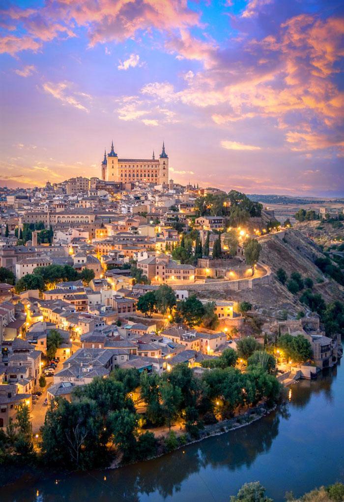 Alcazar-of-Toledo-by-Michal-Koliba