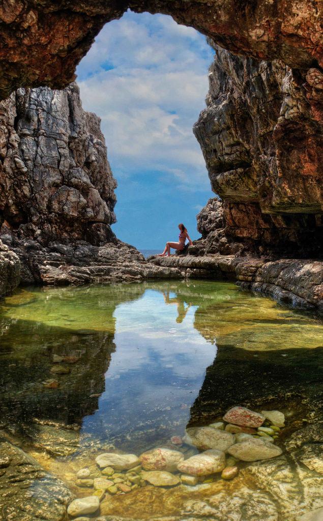 Lokrum island - Croatia by Mark Dodds