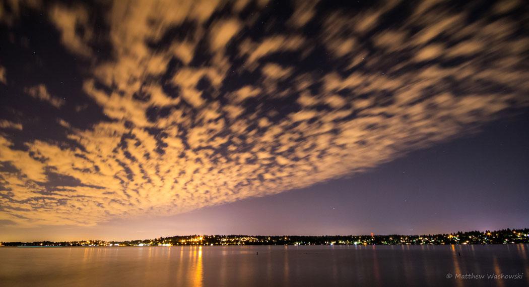 Nighttime-Cloudscape
