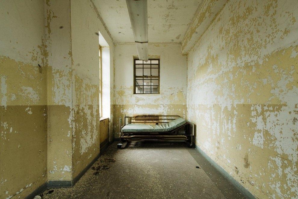 Seaview Hospital, New York City, USA.