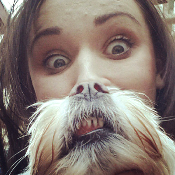 5. This woman with an unusual beard...