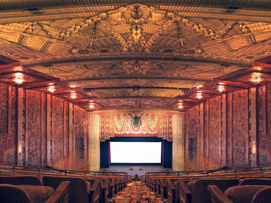 The Paramount Theater, Oakland, California