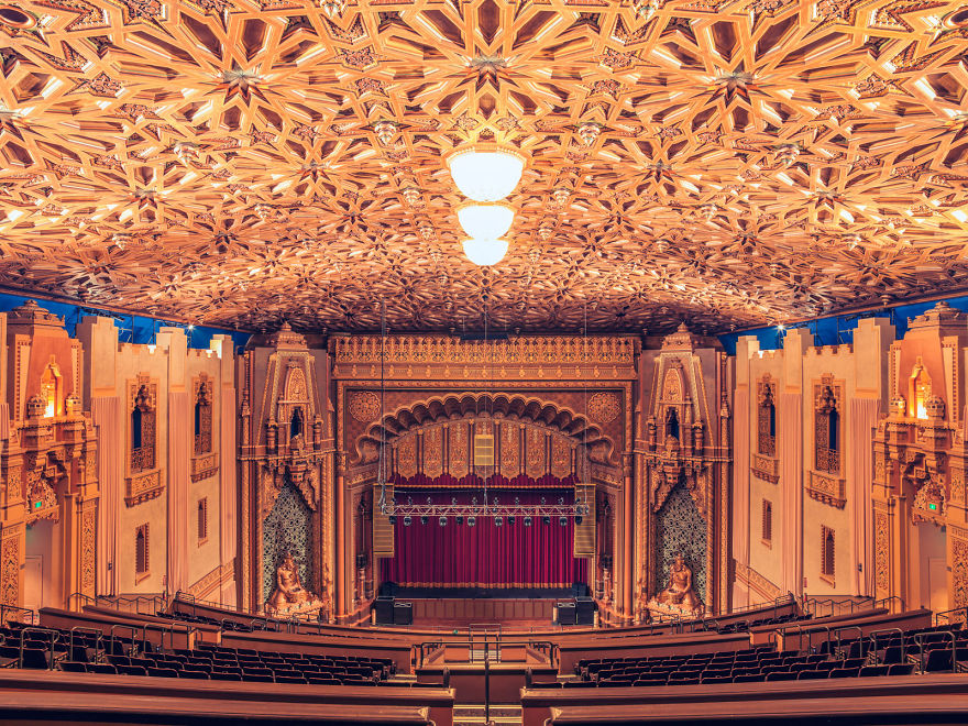 The Fox Theater, Oakland