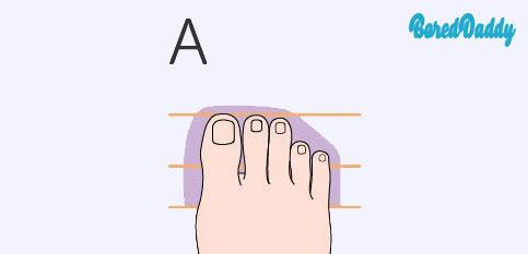 The Shape Of Your Feet Reveal Your Personality - A