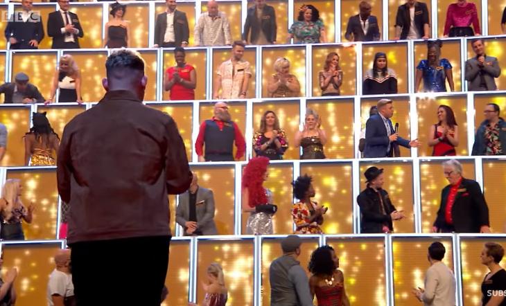 Man rocks Tina Turner hit getting perfect score from judges -